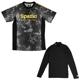 Spazio/スパッツィオ JR SPAZIO practice shirt/プラシャツ+インナー 【GE-0353】☆Jr.kids☆