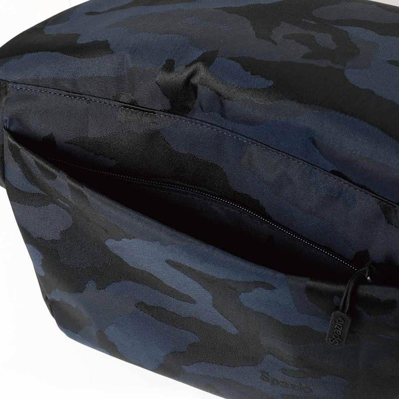 スパッツィオ/Spazio メッセンジャーバッグ/CAMOUFLAGE Messenger bag 【BG-0114】