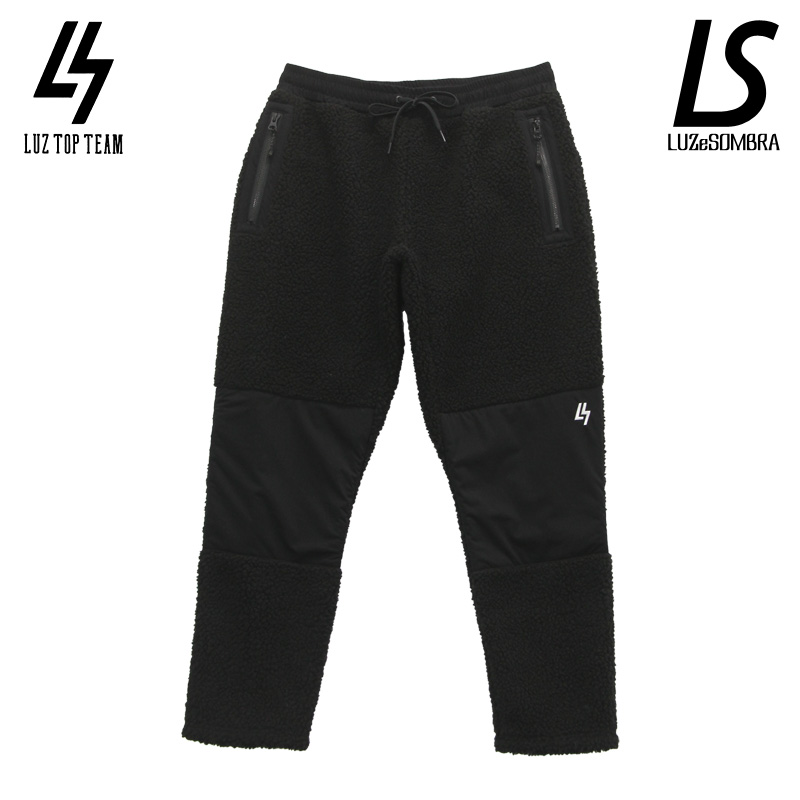ルースイソンブラ/LUZeSOMBRA ボアロングパンツ/LTT SBF BONDING COMBI LONG PANTS【T2012412】送料無料