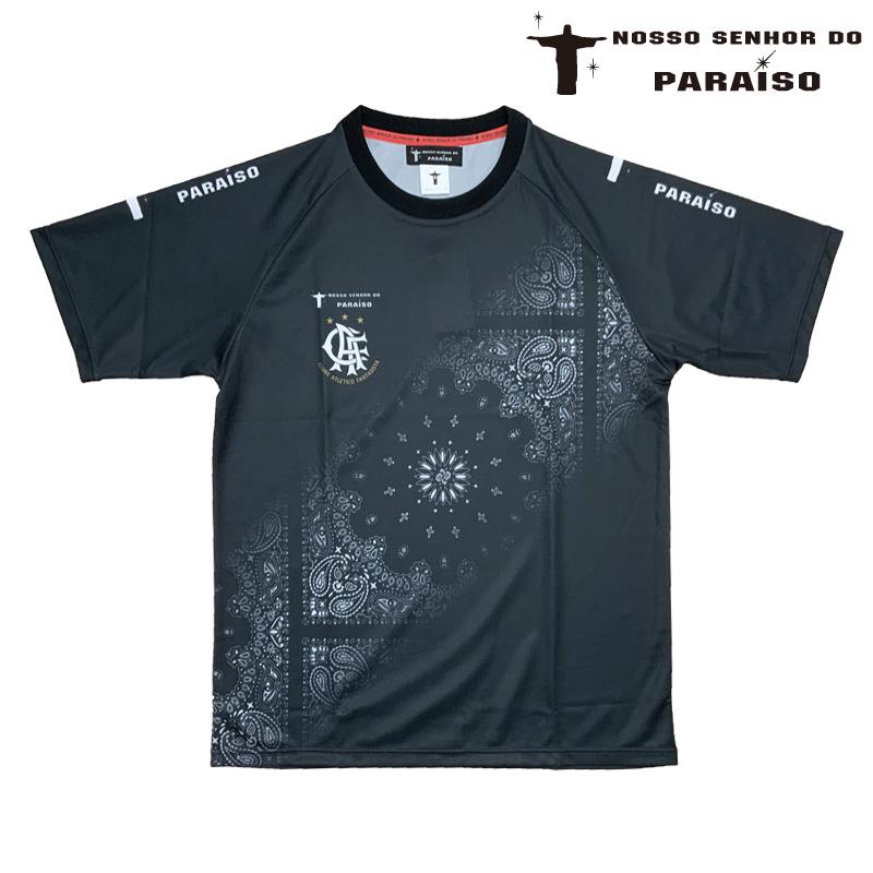 ノッソセニョールドパライーゾ/NOSSO SENHOR DO PARAISO  プラクティスシャツ/Bandana Game Uniform【NP-00-562】