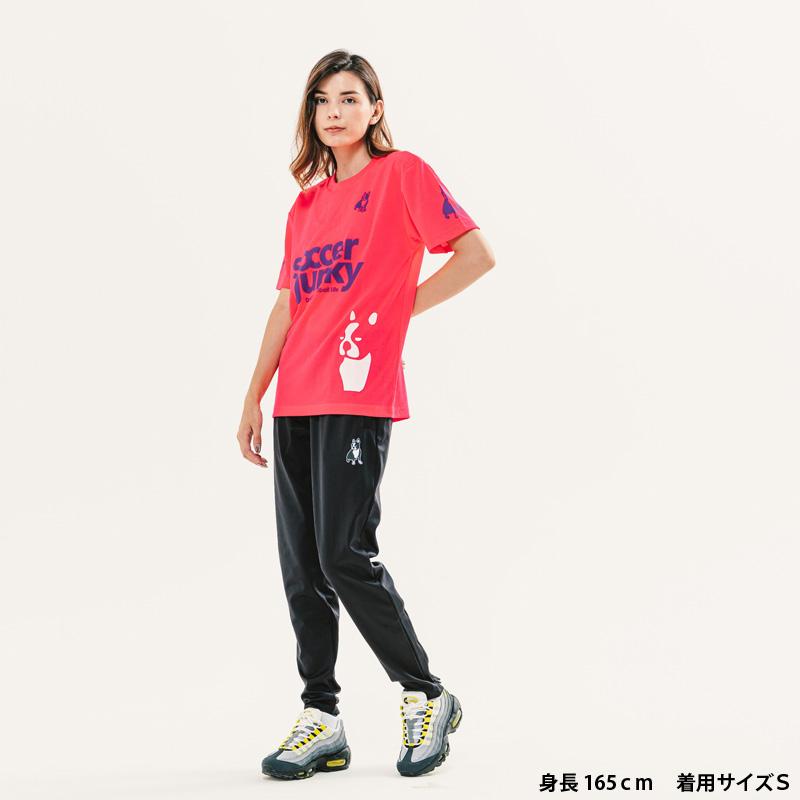 soccerjunky/サッカージャンキー PANDIANIゲームシャツ/プラシャツ【SJ0699】