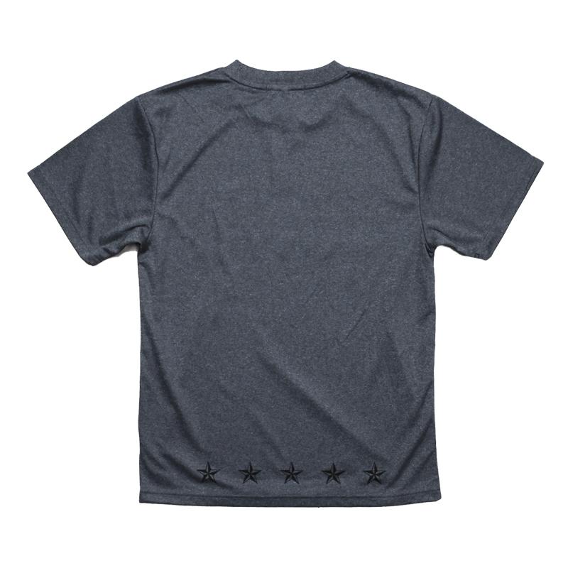 ノッソセニョールドパライーゾ/NOSSO SENHOR DO PARAISO プラクティスシャツ/Flame Logo Pra-Shirts【NP-00-505】
