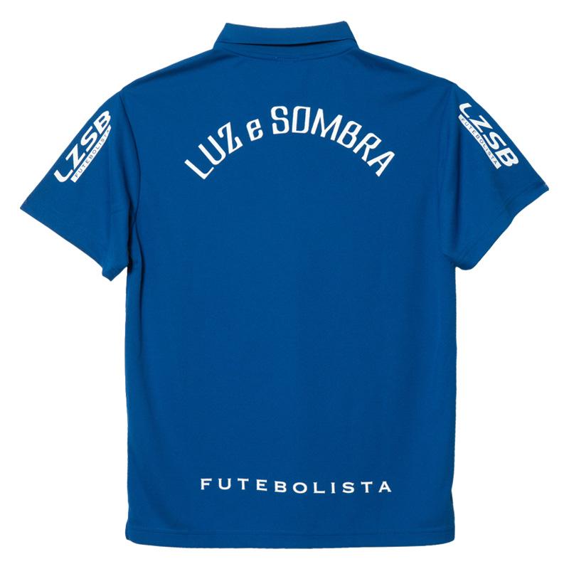 ルースイソンブラ/LUZ e SOMBRA ポロシャツ/LZSB MOVE POLO-SHIRT【F1811012】