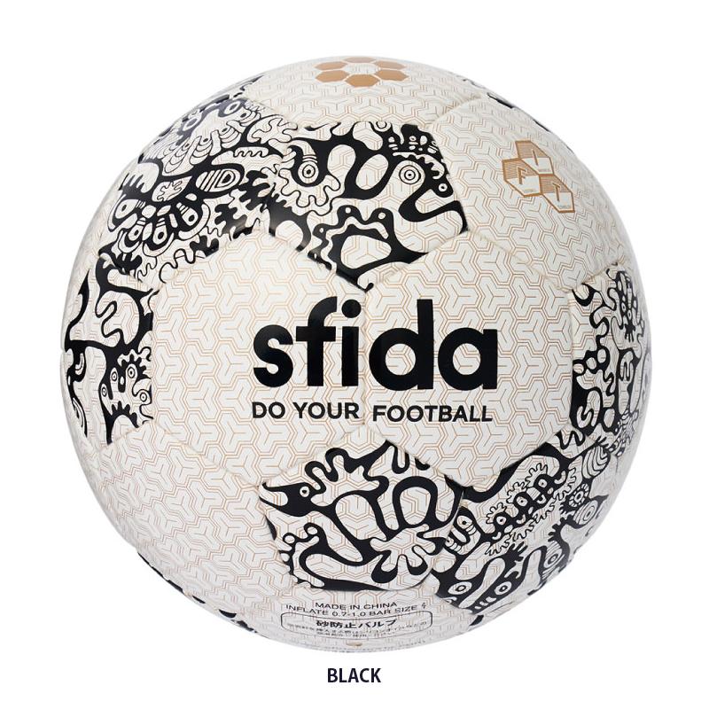 スフィーダ/sfida 少年用サッカーボール /VAIS JR NORITAKE KINASHI Edition【BSF-VN03】
