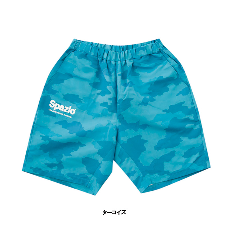 Spazio/スパッツィオ camuffamento pants/ハーフパンツ 【GE-0422・GE-0435】