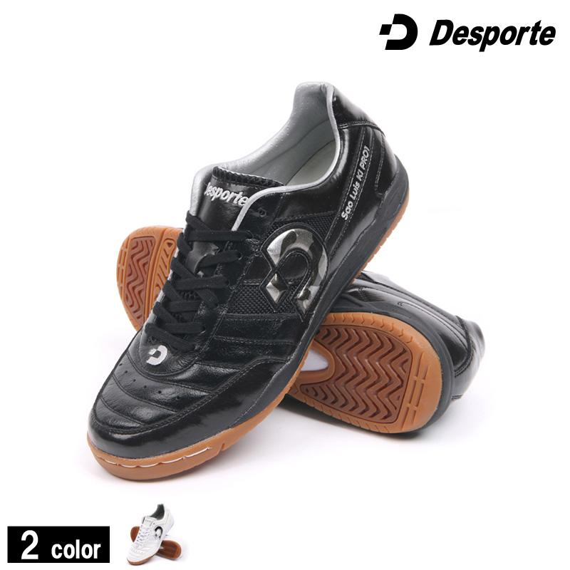 (先行予約)デスポルチ/Desporte フットサルシューズ(インドア用)/サンルイスKI PRO 1【DS-1835】