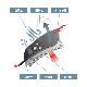 ルースイソンブラ/LUZeSOMBRA 防水ジャケット/LTT GELANOTS FULL ZIP PARKA【T2011102】送料無料