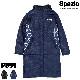 スパッツィオ/Spazio Spazio迷彩エンボスベンチコート【TP-0540】(送料無料)