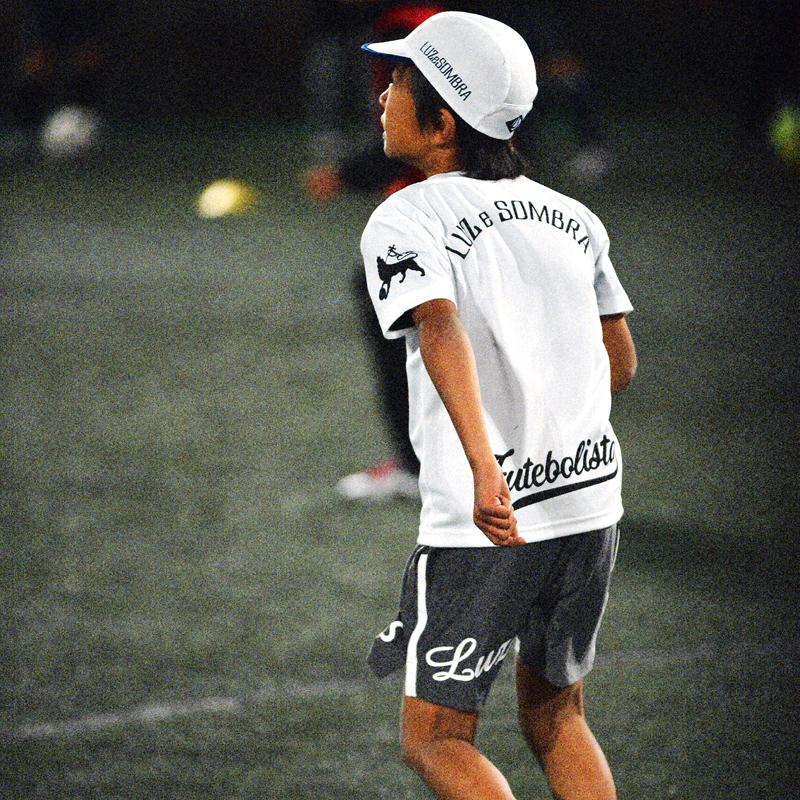 ルースイソンブラ/LUZeSOMBRA プラクティスシャツ/Jr FUTEBOL ZION PRA-SHIRT【F1921017】