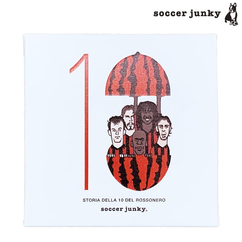 サッカージャンキー/soccerjunky アートパネル/赤ミラノ【SJ18660】