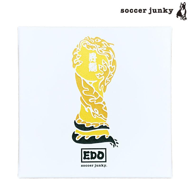 サッカージャンキー/soccerjunky アートパネル/昇龍【SJ18664】