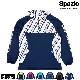 スパッツィオ/Spazio ピステトップス/裏起毛ハーフジップパーカー【GE-0610】