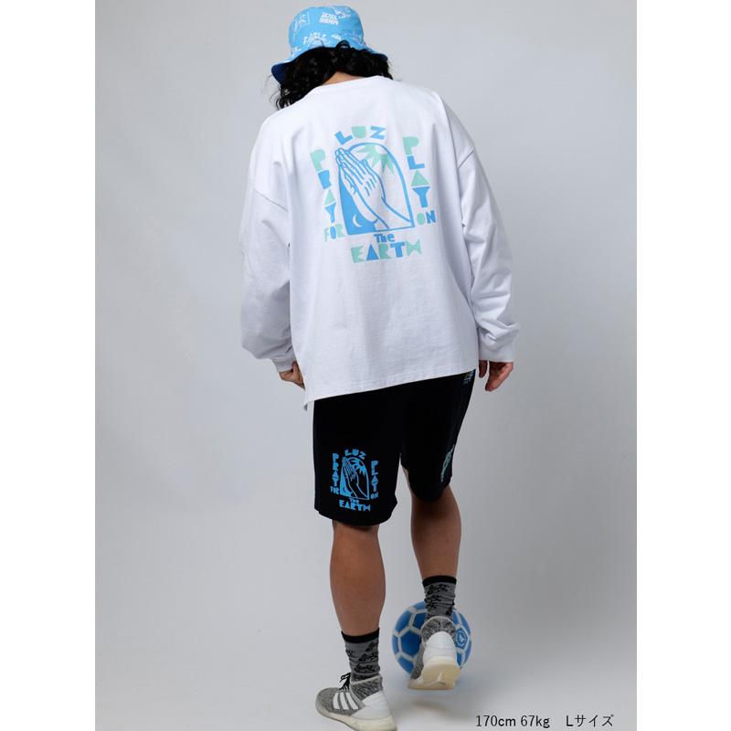ルースイソンブラ/LUZeSOMBRA ロングTシャツ/15th pray for long Tee【O2012020】