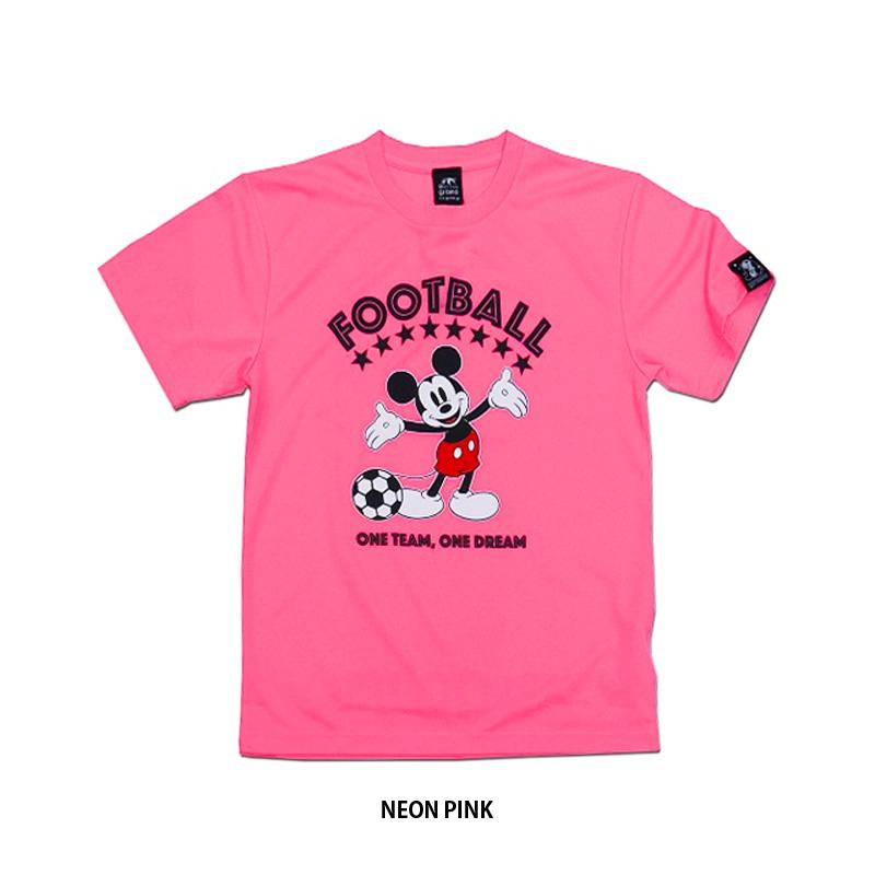 gramo/グラモ ×Mickey Mouse ONE TEAM/プラシャツ 【P-048】