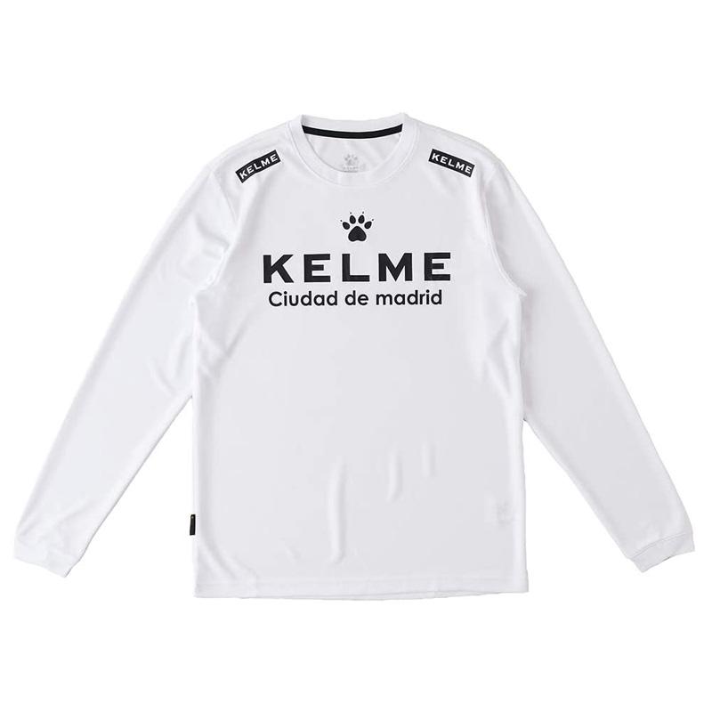 ケルメ/KELME ロングプラシャツ/ロング Tシャツ【KC19F151】