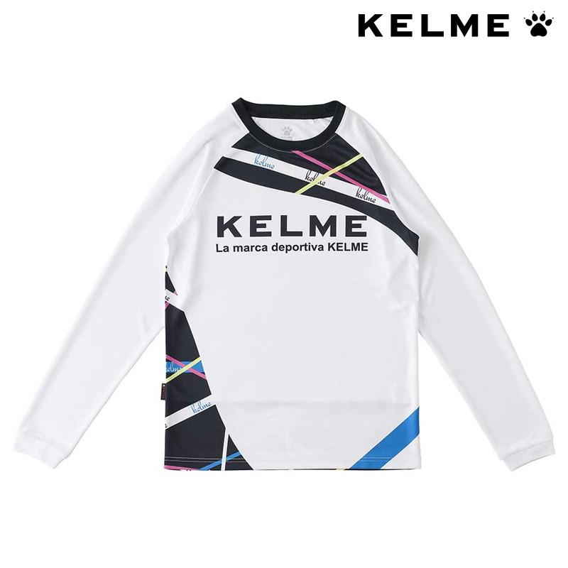 ケルメ/KELME ロングプラクティスシャツ【KC19F155】