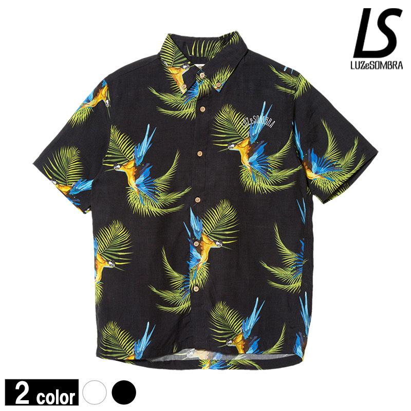 LUZeSOMBRA/ルースイソンブラ PARAISO BIRD SHIRT/シャツ 【C1715019】(送料無料)