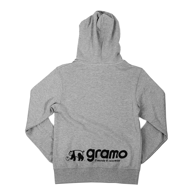 gramo/グラモ ×Mickey Mouse glee/プルオーバーパーカー【ZPK-012】