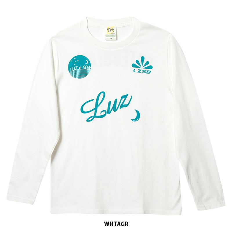 LUZeSOMBRA/ルースイソンブラ Jr STANDARD LONG T-SHIRT/ジュニアロングTシャツ【F2022032・F1822037・S1736108】