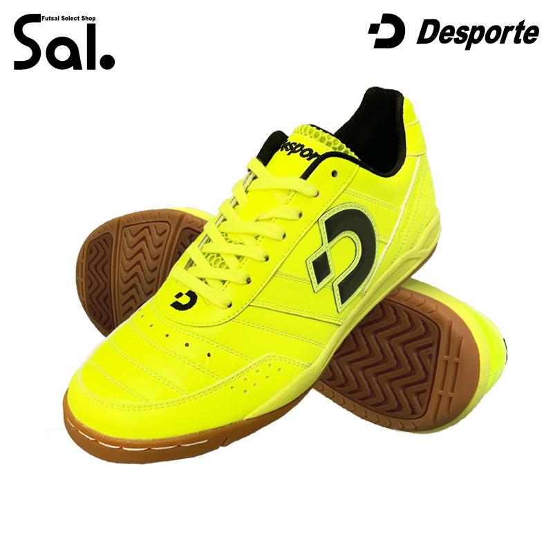 デスポルチ/Desporte インドアシューズ/カンピーナスJP5(Sal.×Desporte別注モデル)【DS-1430BT】(送料無料)