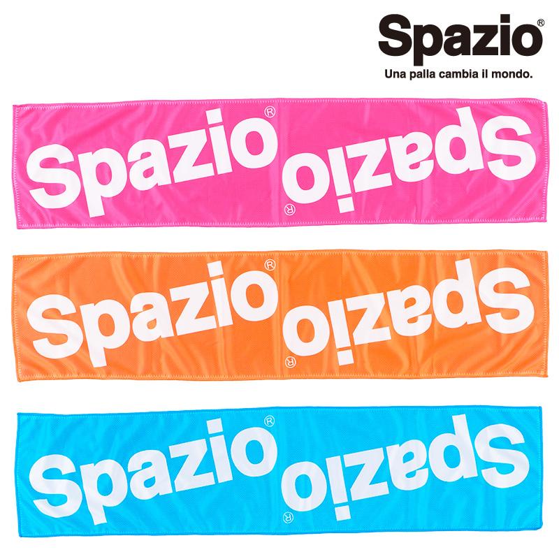 スパッツィオ/Spazio タオル/ひんやりネッククーラー【AC-0111】