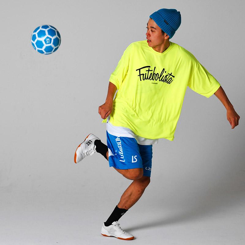 ルースイソンブラ/LUZeSOMBRA フットサルボール/LUZ FUTSAL BALL 4SIZE【F2014918】