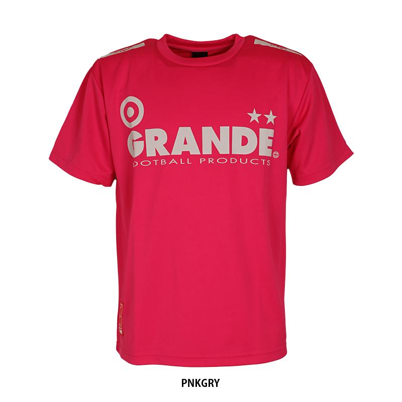 GRANDE/グランデ プロトTシャツキッズ/プラシャツ 【GFP10035】