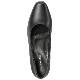 [フワラク] fuwaraku FR-1205 レディース | パンプス | 防水 消臭 | 幅広 | 小さいサイズ対応 21.5cm 22.0cm 22.5cm 大きいサイズ対応 25.0cm 25.5cm | ブラック