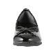 [フワラク] fuwaraku FR-2110 レディース | パンプス | 防水 | 幅広 | 小さいサイズ対応 21.5cm 22.0cm 22.5cm 大きいサイズ対応 25.0cm 25.5cm | ブラック×エナメル