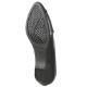 [フワラク] fuwaraku FR-2120 レディース | パンプス | 防水 | 幅広 | 小さいサイズ対応 21.5cm 22.0cm 22.5cm 大きいサイズ対応 25.0cm 25.5cm | ブラック