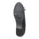 [フワラク] fuwaraku FR-2110 レディース | パンプス | 防水 | 幅広 | 小さいサイズ対応 21.5cm 22.0cm 22.5cm 大きいサイズ対応 25.0cm 25.5cm | ネイビー×エナメル
