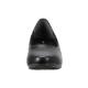[フワラク] fuwaraku FR-1206 レディース | パンプス | 防水 消臭 | 速乾 抗菌 防臭 | 小さいサイズ対応 21.5cm 22.0cm 22.5cm 大きいサイズ対応 25.0cm 25.5cm | ブラック