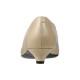 [フワラク プレミアム] fuwaraku premium FR-600 レディース | ポインテッドトゥパンプス | 本革 日本製  | 低反発インソール フォーマル | 通勤 オフィス | ベージュ