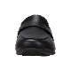 [フワラク] fuwaraku FR-1401 レディース | パンプス ローファー | 防水 吸汗 速乾 | 抗菌 防臭 | 小さいサイズ対応 大きいサイズ対応 | ブラック