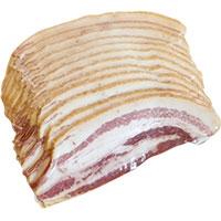 【冷凍】イベリコ豚ベーコンスライス 500G