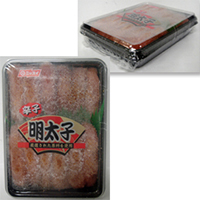 【冷凍】明太子成型品 300G (日本水産株式会社/魚卵)