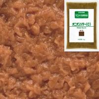 【冷凍】オニオンソテー(C)ダイス30 1KG (カゴメ/農産加工品【冷凍】/茎菜類)