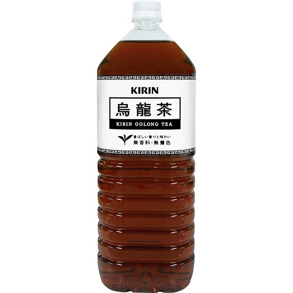 【常温】キリン) 業務用ウーロン茶(PET) 2L (株式会社サイタマ酒販/烏龍茶)