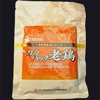 【常温】ガラパック老鶏 500G (アリアケジャパン/がらスープ)