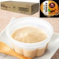 【冷凍】和cafe 西表島黒糖ムース 40G 20食入 (マルハニチロ/洋風デザート/ムース)