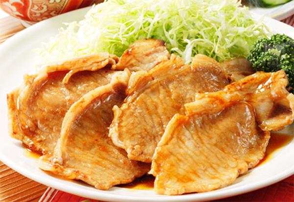 【冷凍】 埼玉県産香り豚ロース3mmスライス 500G (株式会社たいせい産業/豚肉/豚スライス)