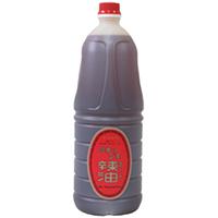 【常温】純正ごま辣油(100%ラー油) 1650G (岩井の胡麻油/ラー油)
