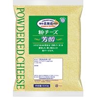 【冷蔵】北海道100 粉チーズ芳醇 500G (雪印メグミルク株式会社/チーズ/粉チーズ)