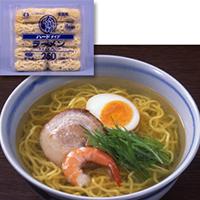 【冷凍】太鼓判 ハードラーメン(ミニダブル) 250G 5食入 (シマダヤ株式会社/和風調理品/ラーメン)