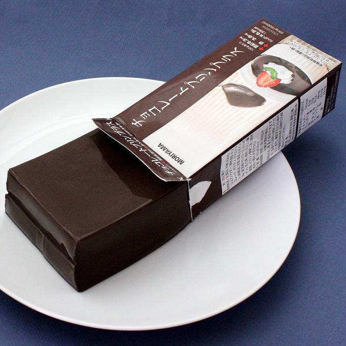 【常温】MORIYAMA)チョコレートプリンプラス 551G (守山乳業株式会社/洋風デザート/プリン)