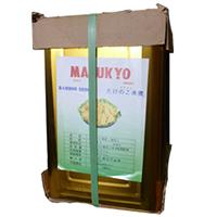 【常温】麻筍スライス  5ガロン (丸京/農産加工品【常温】/たけのこ)