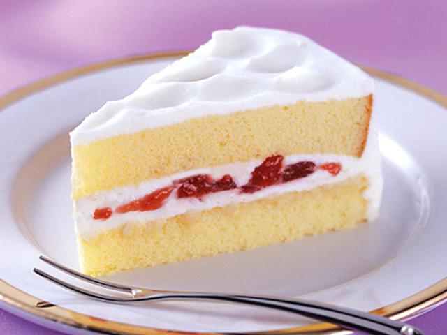 【冷凍】ショートケーキ 85G 6食入 (株式会社フレック/冷凍ケーキ/ポーションケーキ)