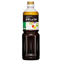 【常温】セミセパ ゆずしょうゆドレッシング 1L (味の素/ドレッシング/和風)