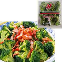 【冷凍】ブロッコリーM (エクアドル) 500G (株式会社ニチレイフーズ/茎菜類)