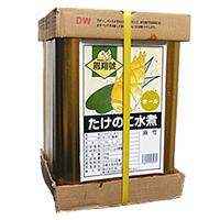 【常温】麻筍ホールL  5ガロン (丸京/農産加工品【常温】/たけのこ)